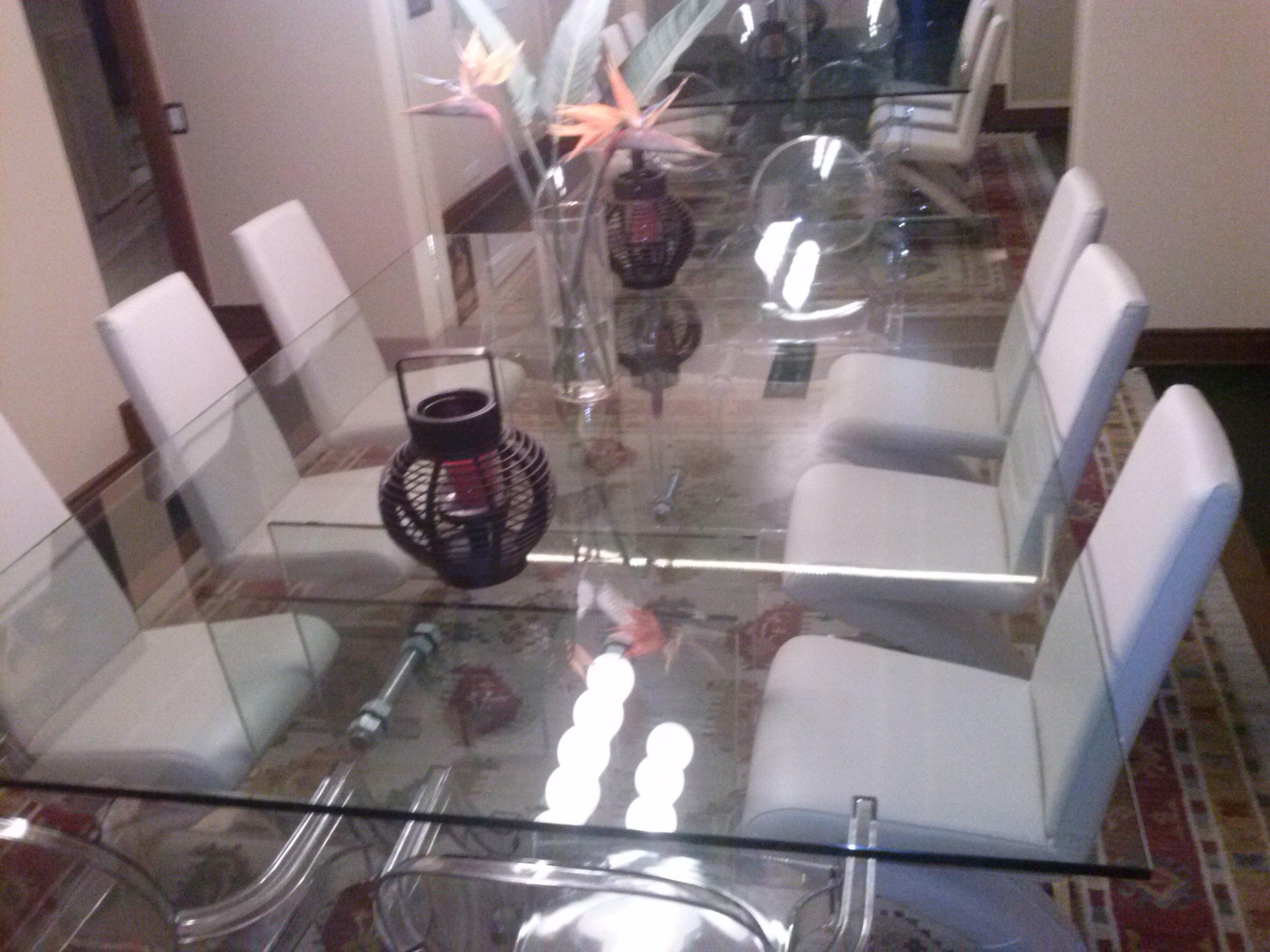 Cristal Para Mesa Rectangular. Awesome Cubierta De Cristal Para ...